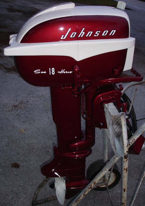 Services sacramento outboard repair for How to service johnson outboard motor